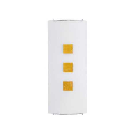Nástěnné svítidlo KUBIK 2 2xE14/60W/230V