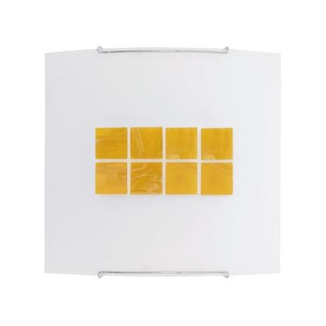 Nástěnné svítidlo KUBIK 4 2xE27/100W/230V