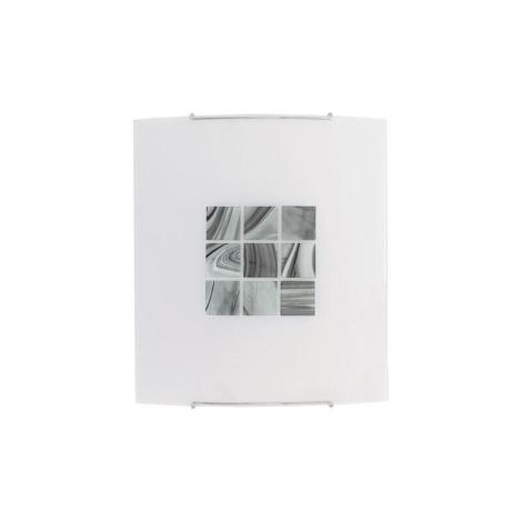 Nástěnné svítidlo KUBIK 5 GRAY 1xE27/100W
