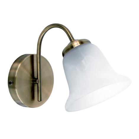 Nástěnné svítidlo LIVIA 1xE14/40W/230V
