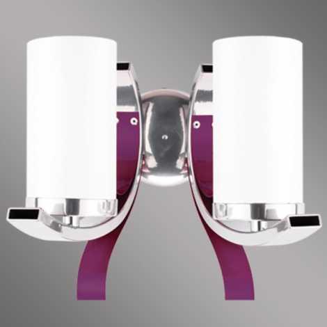 Nástěnné svítidlo Marami V - 2xE14/60W/230V