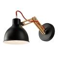 Nástěnné svítidlo MARCELLO 1xE27/60W/230V