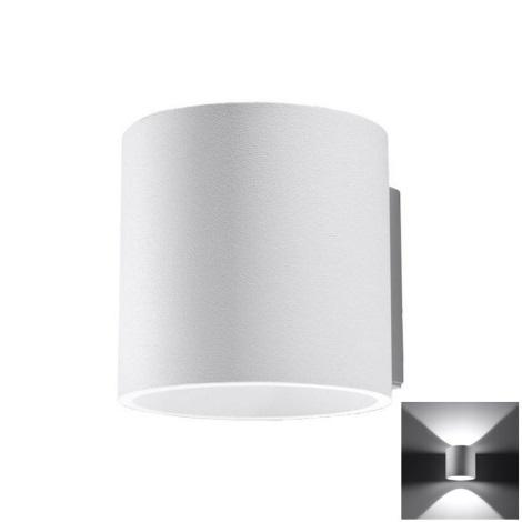 Nástěnné svítidlo ORBIS 1 1xG9/40W/230V bílá