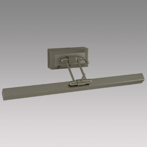 Nástěnné svítidlo PICASSO 1xT5/13W/230V matný chrom/chrom