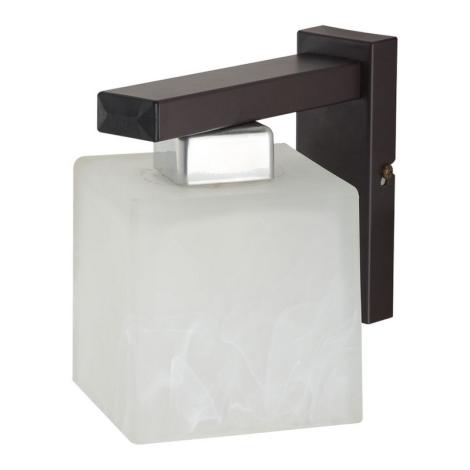 Nástěnné svítidlo POLA POK 1xE27/60W wenge