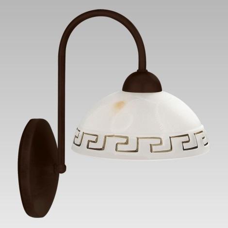 Nástěnné svítidlo POMPEZ 1xE14/40W