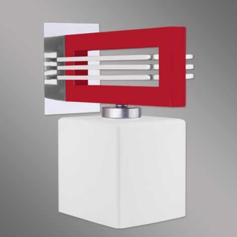 Nástěnné svítidlo SANGA SG/K/1/R/K 1xE14/60W