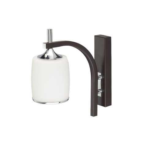 Nástěnné svítidlo SONATA STK 1xE27/60W wenge