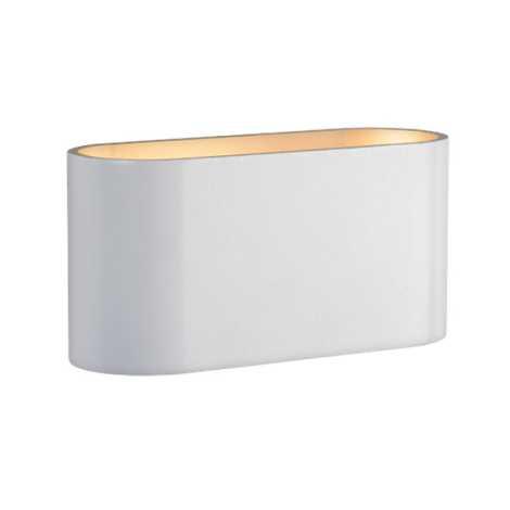 Nástěnné svítidlo SQUALLA 1xG9/10W/230V bílá
