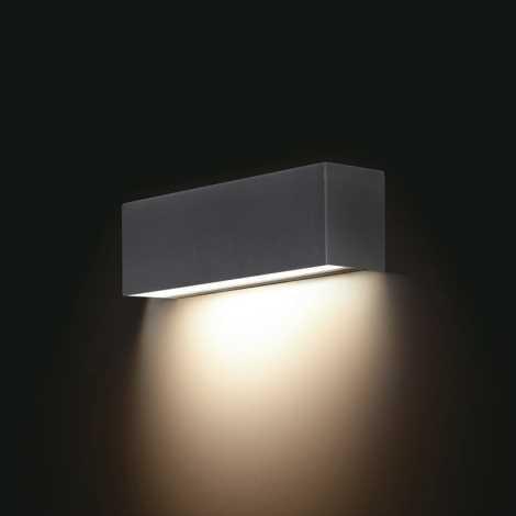 Nástěnné svítidlo STRAIGHT WALL 1xE14/40W/230V