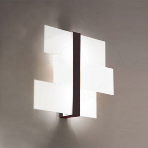 Nástěnné svítidlo TRIAD 2xE27/57W/240V