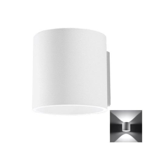 Nástěnné svítidlo VICI 1xG9/40W/230V bílá