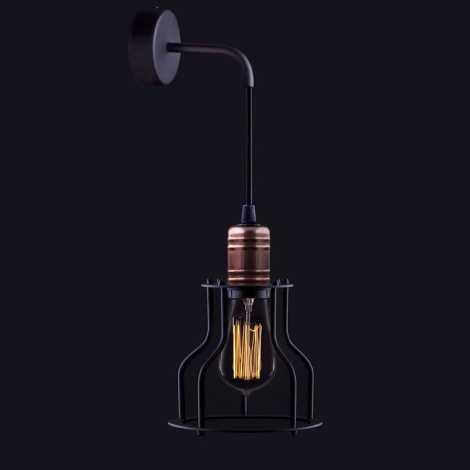 Nástěnné svítidlo WORKSHOP 1xE27/60W/230V