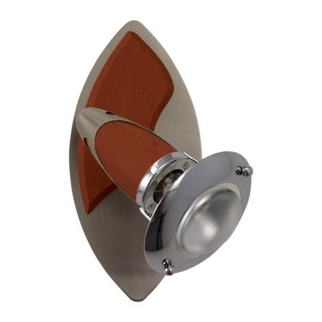 Nástěnné svítidlo ZEUS 1xE14/R50/40W
