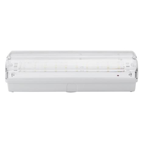 Nedes LEL101 - LED Nouzové svítidlo LED/3W/240V 6000K IP65