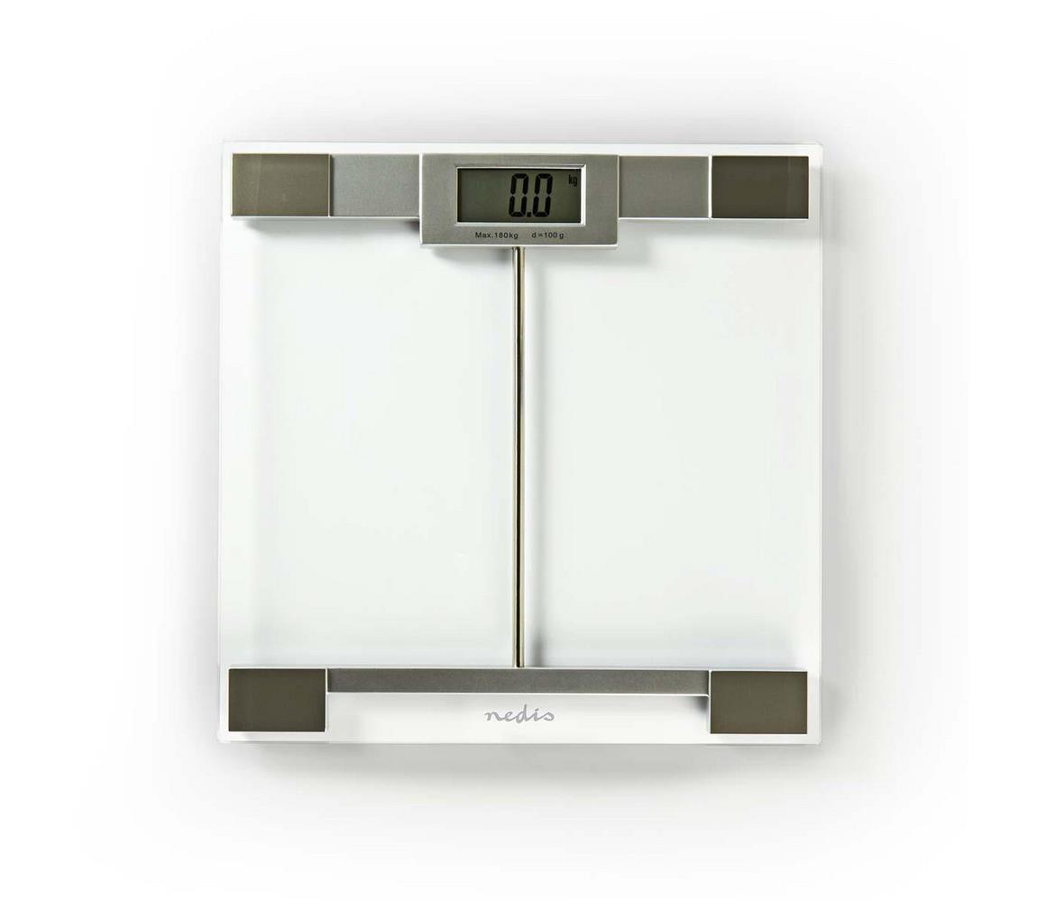 Nedis Nedis PESC110DCT - Digitální osobní váha 1xCR2032 NE0242