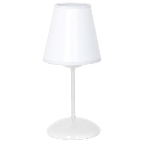 NOČNÍ LAMPIČKA 1xE14/60W/230V bílá