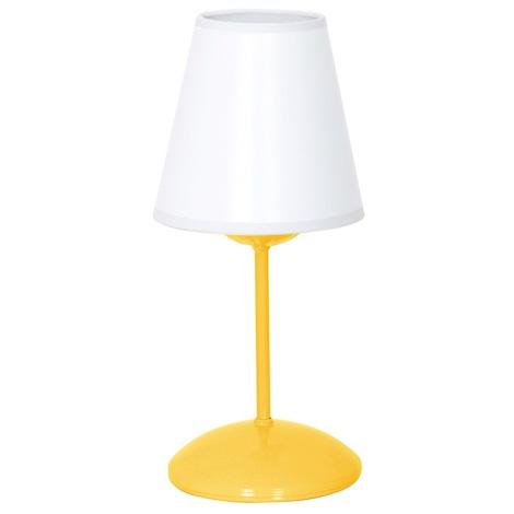 NOČNÍ LAMPIČKA 1xE14/60W/230V žlutá