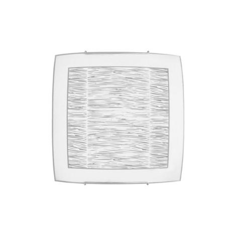 Nowodvorski 1115 - Stropní svítidlo ZEBRA 7 - 1xE27/100W/230V