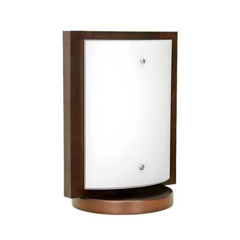 Nowodvorski 2452 - Stolní lampa QUADRO 1xE27/60W/230V