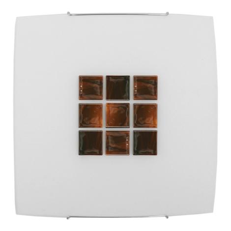 Nowodvorski 2837 - Nástěnné svítidlo KUBIK 1xE27/100W/230V