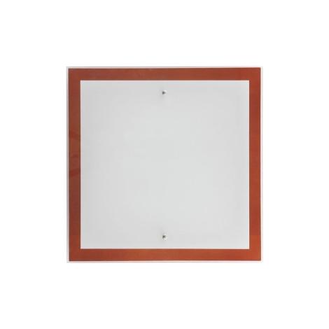 Nowodvorski 2900 - Stropní svítidlo OSAKA SQUARE cherry M - 4xE27/60W/230V