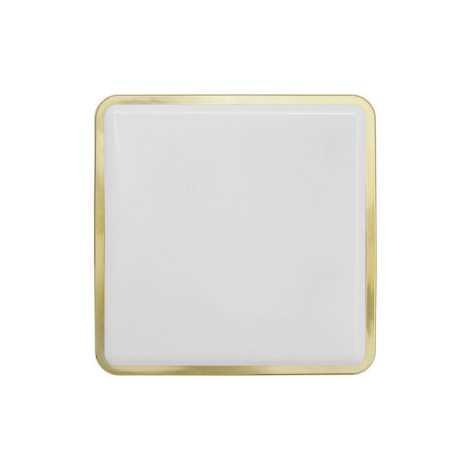 Nowodvorski 3244 - Koupelnové svítidlo TAHOE II ZLATÝ METALIC - 2xE27/25W/230V