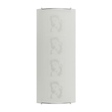 Nowodvorski 3712 - Nástěnné svítidlo MARYLIN 2 2xE14/60W/230V
