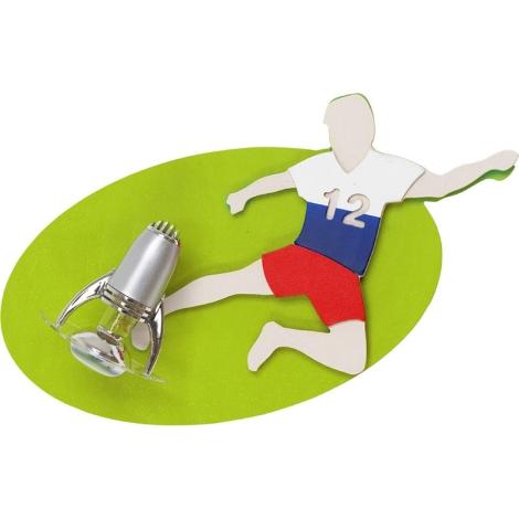 Nowodvorski 4708 - Dětské bodové svítidlo FOOTBALL 1xE14/40W