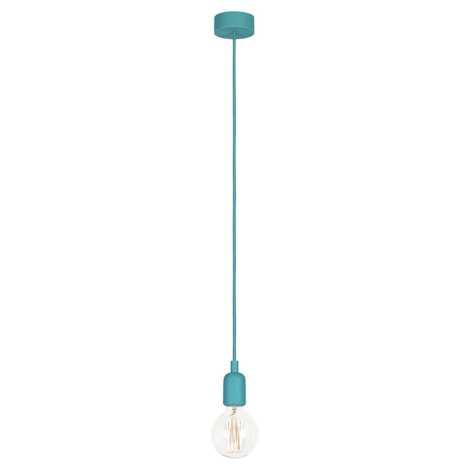 Nowodvorski 6400 - Závěsné stropní svítidlo SILICONE 1xE27/60W/230V