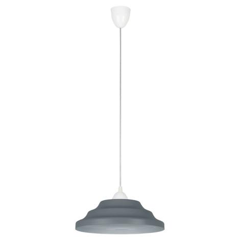 Nowodvorski 6533 - Závěsné stropní svítidlo ONDA 1xE27/60W/230V