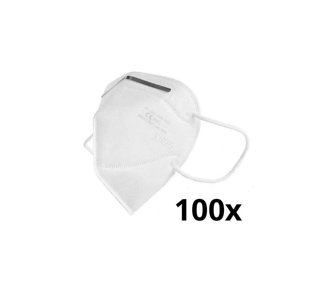 Respirátor FFP2 / KN95 100 ks