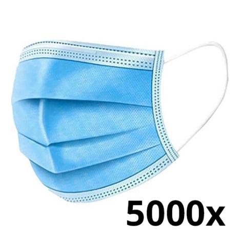 Ochranná rouška / ústenka 5000ks