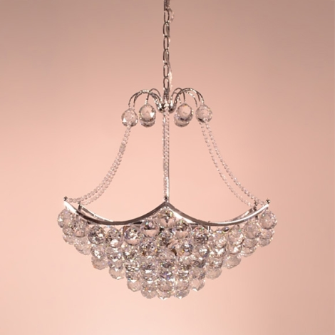 Orient Křišťálový lustr 12060/9 9xE27/60W