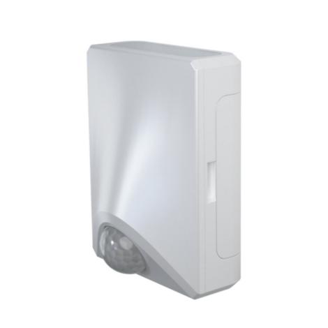 Osram - LED/0,8W IP54 Venkovní nástěnné svítidlo se senzorem DOORLED LED/0,8/4xAA