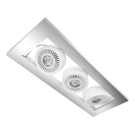 Osram - LED Bodové svítidlo TRESOL 3xLED/4,5W/230V