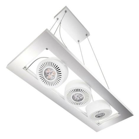 Osram - LED Lustr TRESOL 3xLED/4,5W/230V