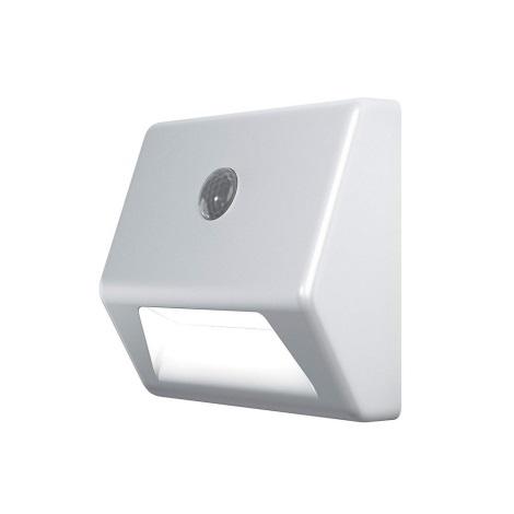 Osram - LED Schodišťové svítidlo se senzorem NIGHTLUX LED/0,25W/3xAAA bílý IP54