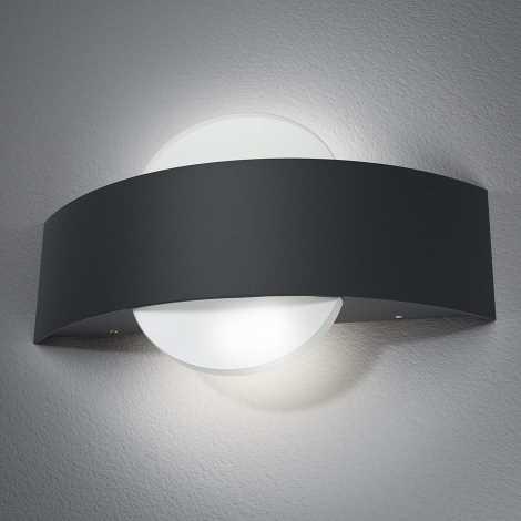 Osram - LED Venkovní nástěnné svítidlo ENDURA LED/11W/230V IP44 černá IP44