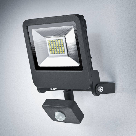 Osram - LED Venkovní reflektor se senzorem ENDURA 1xLED/30W/230V IP44