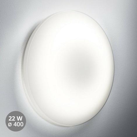 Osram - LED Venkovní svítidlo se senzorem SILARA LED/22W/230V IP44