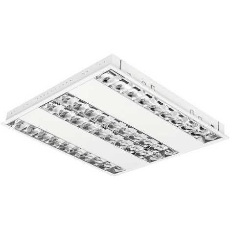 Osram - Podhledové zářivkové svítidlo DEDRA 4xG5/14W/230V