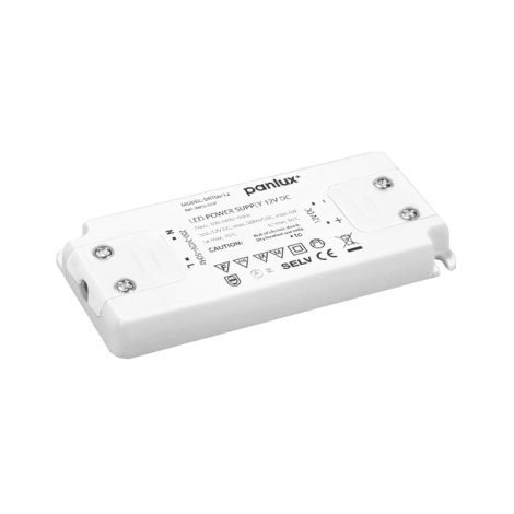 Panlux DRT006/12 - Elektrický transformátor LED DRIVER 12V 6W/12V