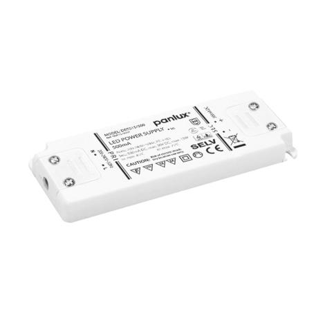 Panlux DRT015/12 - Elektrický transformátor LED DRIVER 12V 15W/12V