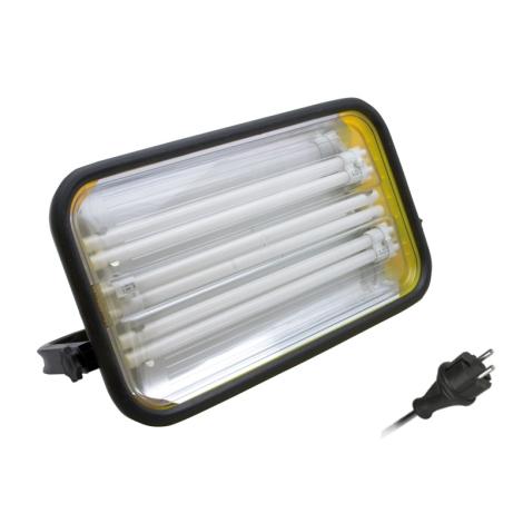 Panlux FG-108/230 - Zářivkový reflektor FORTUNA 108 3x2G11/36W/230W