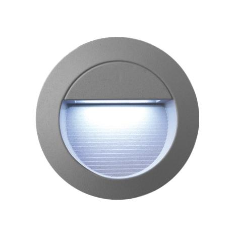 Panlux IC-J01/S - LED venkovní osvětlení INCAST 14 LED 1x14LED/1W/230V
