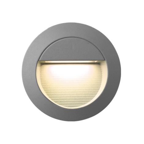 Panlux IC-J01/T - LED venkovní osvětlení INCAST 14 LED 1x14LED/1W/230V