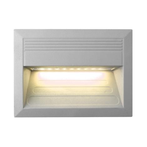 Panlux IC-J05A/T - LED venkovní osvětlení INCAST 27 LED 1x27LED/1,5W/230V