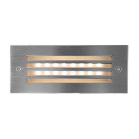 Panlux ID-A03B/T - LED venkovní osvětlení INDEX GRILL 16 LED 1x16LED/1W/230V
