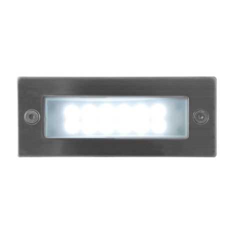 Panlux ID-A04/S - LED venkovní osvětlení INDEX 12 LED 1x12LED/1W/230V